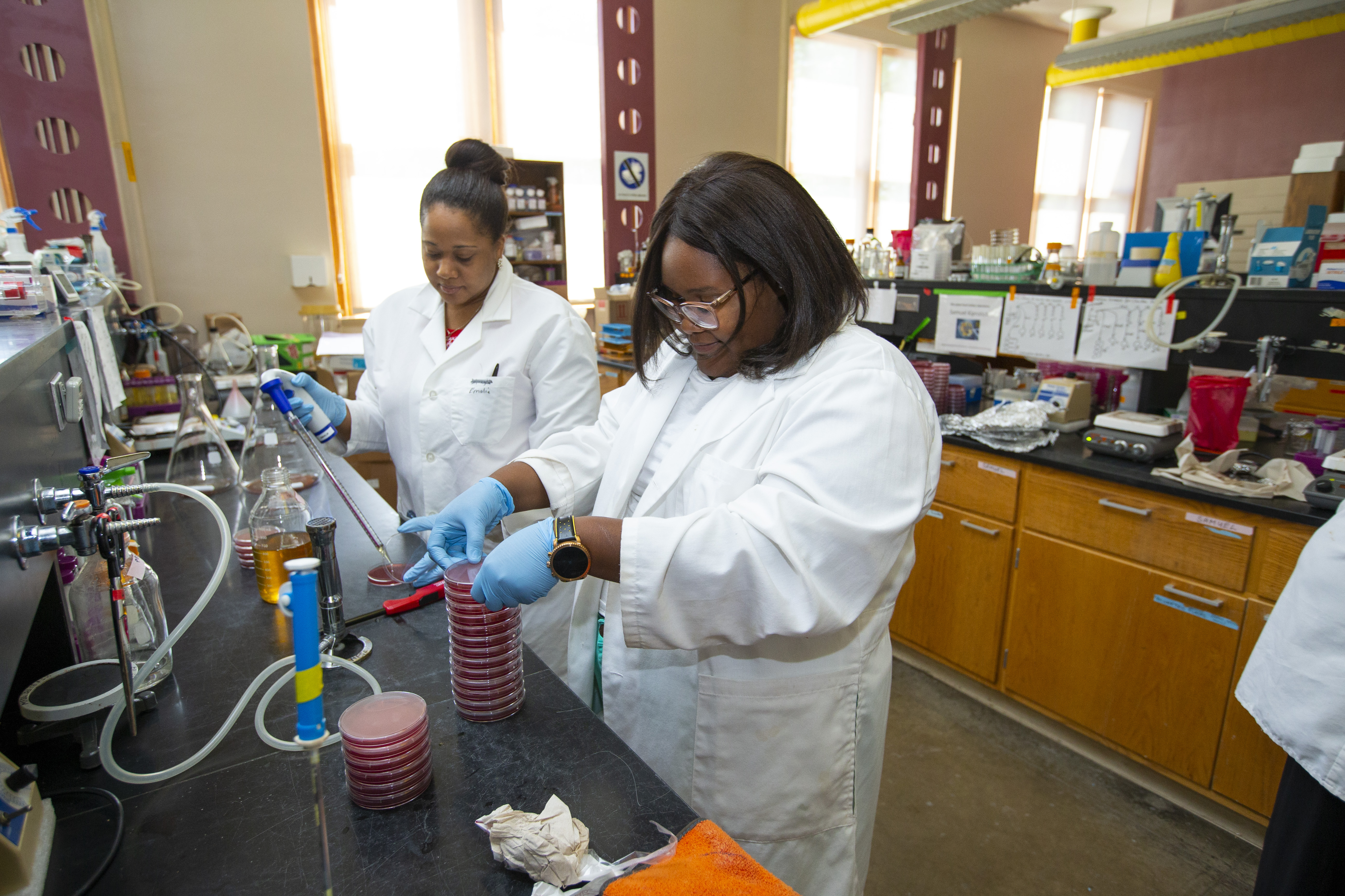 Food Science Attracts Students To Pursue Research With Gwc Summer