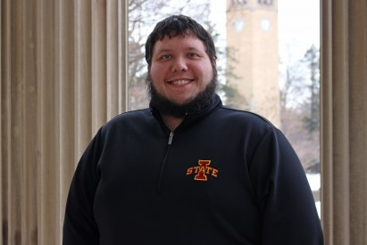 Nathan Dobbels, Agricultural Education and Studies, Iowa State University