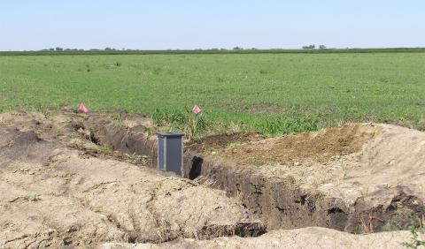 Drainage Plot
