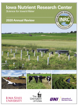 Cover of INRC annual report.