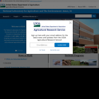National Laboratory for Agriculture and The Environment : USDA ARS