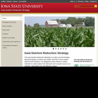 Iowa Nutrient Reduction Strategy